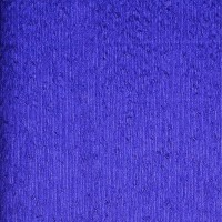 SADIPAL Crepe Paper Roll-High Light Fastness-0.5x2.5m- Aluminnium Blue