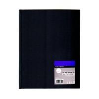 """Daler Rowney Simply Soft White Hardbound Sketchbook (110sht 100gsm) 8.5*11""""(Nominal A4)"""