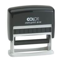 COLOP S 110 Black/Black 104514
