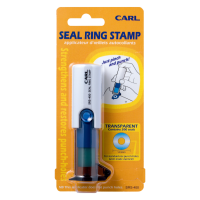 Carl Punched hole Ring Stamp