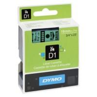 DYMO TP 19/7 GREEN D1 (45809)