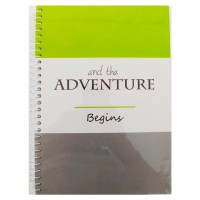 Hard Cover Note book With Spiral B5-100SHT