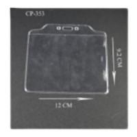 CFM CP-353 SOFT PVC ID POUCH