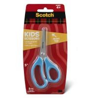 Scotch Kids Scissors 1441B. 5 in (12cm). 1 scissor/card