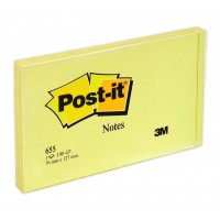 """Post It # 655 (5x3)""""   3M"""