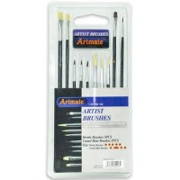 ArtMax Multipurpose Brush Set