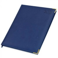 FIS Executive Diary 2021 English/French (1 Week at a glance) Blue