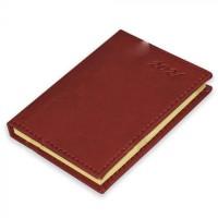 FIS Pocket Diary 2021 (English) Maroon