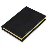 FIS Pocket Diary 2021 (English) Black