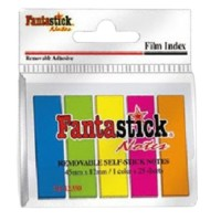 Fantastick Index film self-adhesive 5 Color Blisters