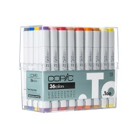 CopicMarker 36pc - Basic Set