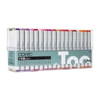 Copic Marker 72pc Set 1