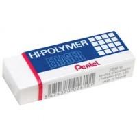 Pentel Eraser ZEH-10 Hi-Polymer Large Pack of 4 Pcs