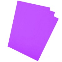 SADIPAL SIRIO Card Board Colour Sheets A4-21x29.7cm-170GMS-Purple