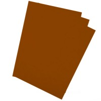 SADIPAL SIRIO Card Board Colour Sheets A4-21x29.7cm-170GMS-Brown