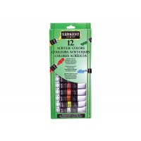 SARGENT 12 TUBE ACRYLIC COLORS