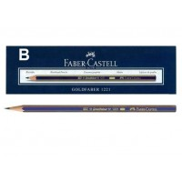 FABER-CASTELL Lead Pencil B