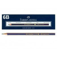 FABER-CASTELL Lead Pencil 6B