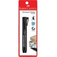 FABER-CASTELL Per/ Marker Bullet P20-254194 1pc Blister Black