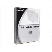 2 Side Open Folder Cosmic Weld Folder A4 Size