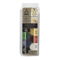 FOLKART STENCIL CREME PAINT SET BASIC