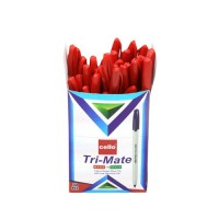 Cello Trimate 1.0mm Red 50 pcs Box