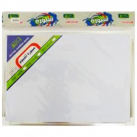 Kids Whiteboard 25 x 35cm with Steel Frame