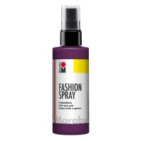 Marabu Fashion Spray 100ml - 039 Aubergine
