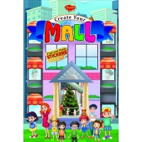 SAWAN-CREATE YOUR MALL STICKER ACTIVITY