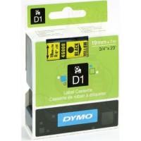 DYMO TP 19/7 YELLOW D1 (45808)