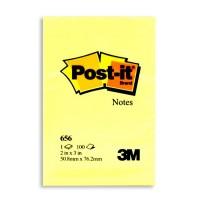 """Post It # 656 (2x3)""""   3M"""
