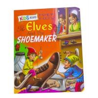 SAWAN-KIDS BOARD FAIRY TALES - THE ELVES & THE SHOEMAKER
