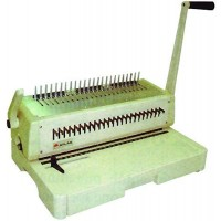 Atlas Punch & Comb Binding Machine 2 Handle