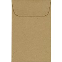 Envelope Brown 4*3 inches