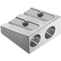 FABER-CASTELL Metal Double Hole Sharpener