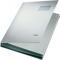 LEITZ Signature Book 20 compartment Grey
