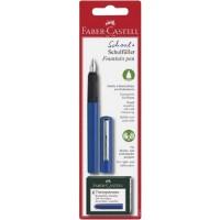 FABER-CASTELL Fountain Pen School+Blue