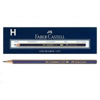 FABER-CASTELL Lead Pencil H