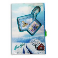 Kids Diary with Lock Assorted colour