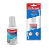 ErichKrause® Extra correction fluid with brush, 20 g