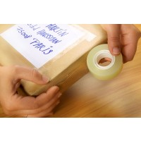 Scotch Clear Tape 508 in Tower 508-N2J-3436. 3/4 x 36 yd (19mm x 33m). 8 rolls/tower (pack)