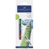 FABER-CASTELL Starter Kit Oil Colours Box of 12