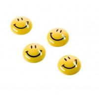 MAGNETOPLAN MAGNETIC SMILEYS (ON BLISTER) (Size 40 mm) 4Pcs/Packet