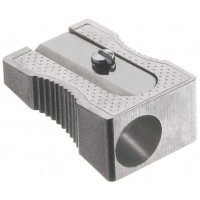 FABER-CASTELL Metal Single Hole Sharpener