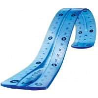 Maped Ruler 20cm Twist N Flex