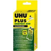 UHU PLUS End Fest 2X75ML-A.NO.45630 (163 gm)
