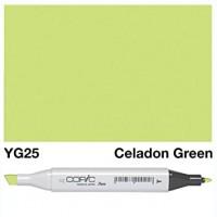 YG 25 CELADON GREEN COPIC MARKER