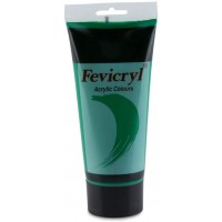 Pidilite Fevicryl Acrylic Color 200ml Cadmium Green
