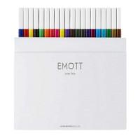 Uni EMOTT ever fine Pack of 40 color