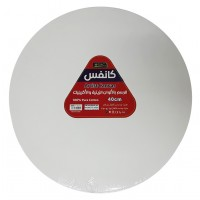 Canvas Board 40cm Diameter Round